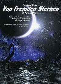 Weiss, F: Von fremden Sternen