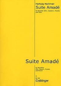 Hochmair, H: Suite Amadé