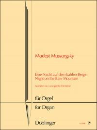 Moussorgsky, M: Eine Nacht auf dem kahlen Berge