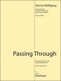Wolfgang, G: Passing Through