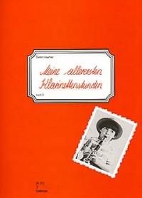 Haumer, D: Meine allerersten Klarinettenstudien Heft 3