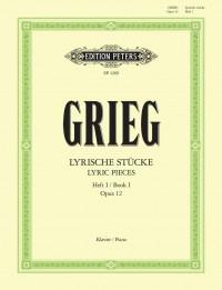 Grieg: Lyric Pieces Book 1 Op.12
