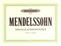 Mendelssohn, F: Original Compositions