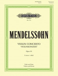Mendelssohn, F: Violin Concerto in E minor Op.64