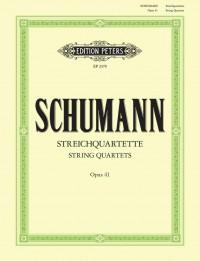 Schumann, R: String Quartets, complete