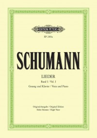 Schumann, R: Complete Songs Vol.1: 77 Songs