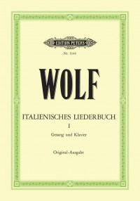 Wolf: Italienisches Liederbuch: 46 Songs Vol.1