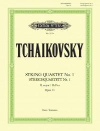 Tchaikovsky: String Quartet No.1 in D Op.11