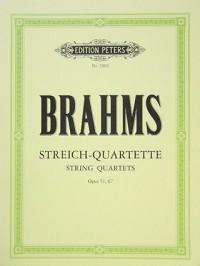 Brahms: String Quartets, complete
