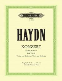 Haydn: Violin Concerto in G major, Hob.VIIa/4
