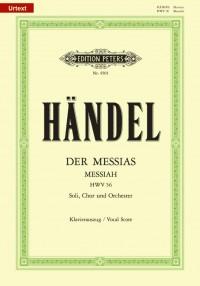 Handel: Messiah (Vocal Score)