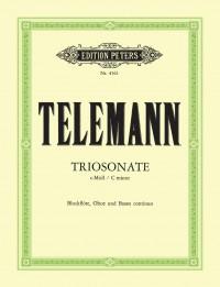 Telemann, G: Trio Sonata in C minor
