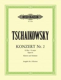 Tchaikovsky: Concerto No.2 in G Op.44