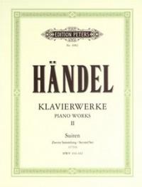Handel: Keyboard Works Vol.2