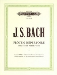 Bach, J.S: The Flute Repertoire Vol.1