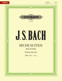 Bach, J S: 6 Cello Suites BWV1007-1012