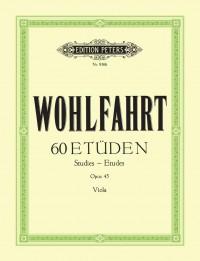 Wohlfahrt, F: 60 Studies Op.45