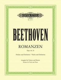 Beethoven: Romances Op.40 (G)&#x3B; Op.50 (F)