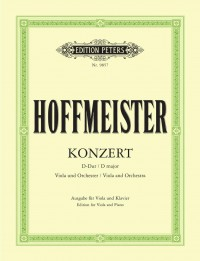 Hoffmeister, F: Concerto in D