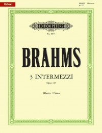 Brahms: 3 Intermezzi Op.117