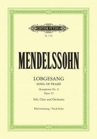 Mendelssohn, F: Lobgesang (Song of Praise) (Symphony No.2) Op.52