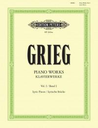 Grieg: Complete Lyric Pieces (new Urtext Edition)