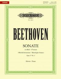 """Beethoven: Sonata in C# minor Op.27 No.2 """"Moonlight"""""""