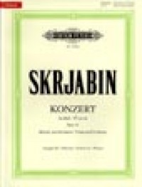 Skryabin, A: Piano Concerto in F# minor, Op.20