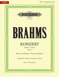 Brahms: Piano Concerto No.1 in D minor Op.15