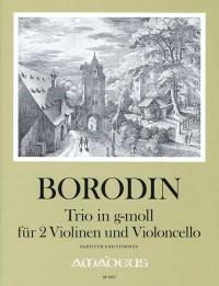 Borodin, A: Trio