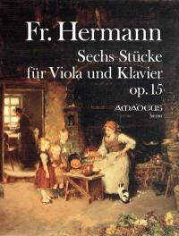 Hermann, F: Six Pieces op. 15