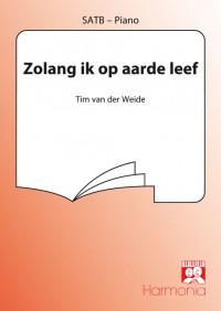 Tim van der Weide: Zolang ik op aarde leef