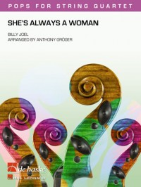 She's Always a Woman (string quartet)