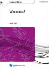 David Well: Who's next?