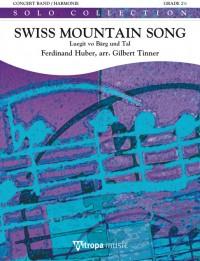 Ferdinand Huber: Swiss Mountain Song