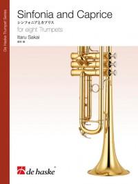Itaru Sakai: Sinfonia and Caprice Op. 56