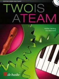 Ed Wennink_Nettie Vening: Two is a Team