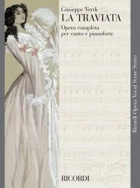 Verdi: La Traviata (Italian text)