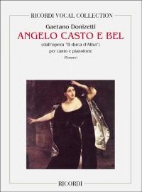 Donizetti: Angelo casto e bel (ten)