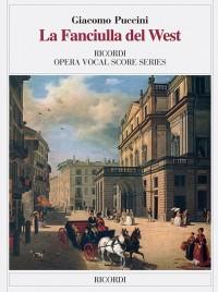 Puccini: La Fanciulla del West (Italian text)