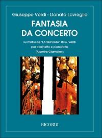 Verdi: La Traviata, Fantasia di Concerto