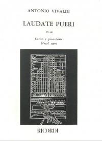 Vivaldi: Laudate Pueri Dominum RV601 (Psalm 112) in G major