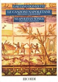 Donizetti: Le Canzoni napoletane