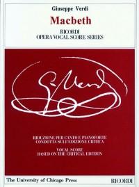 Verdi: Macbeth (Crit.Ed.)