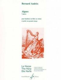 Bernard Andres: Algues - 7 Pieces