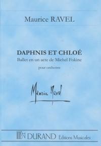 Ravel: Daphnis et Chloé - Ballet en 3 Scènes