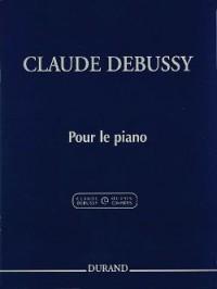 Debussy: Pour le Piano (Crit.Ed.)