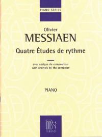 Messiaen: 4 Etudes de Rythme
