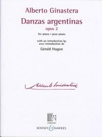 Alberto Ginastera: Danzas argentinas