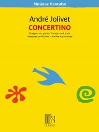 André Jolivet: Concertino Pour Trompette